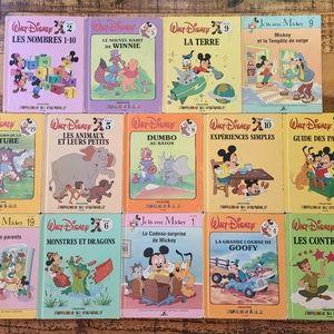 📚Vintage Disney books for kids